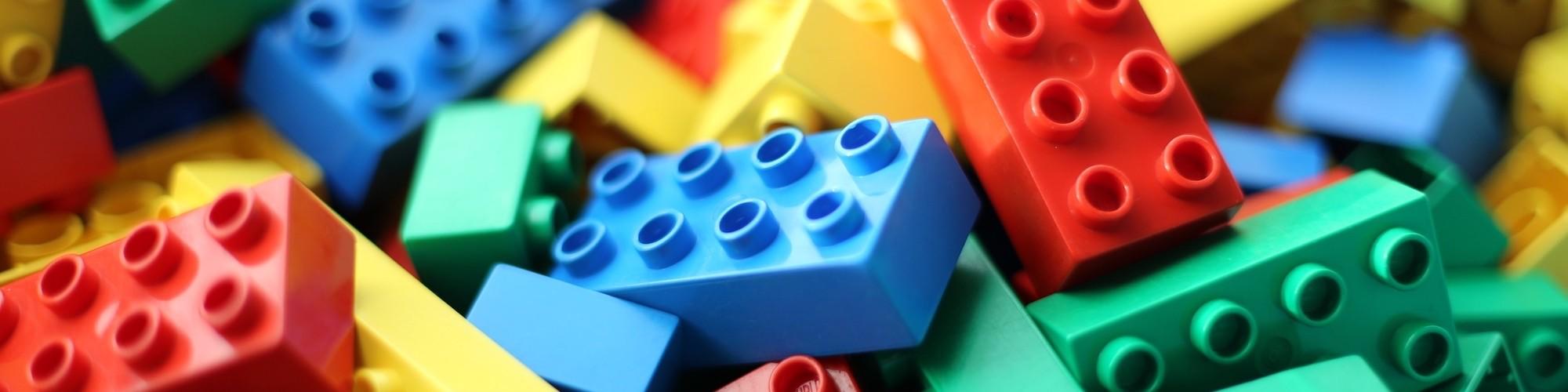 Legos - building blocks